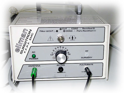 Сургитрон - метод радиоволновой хирургии