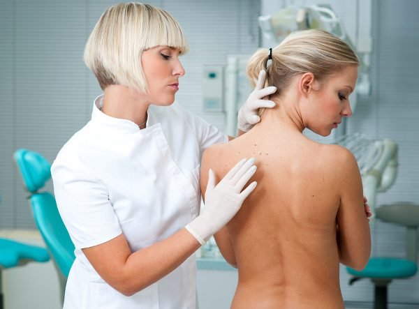 Консультация косметолога дерматолога